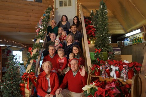 Cashman Family Christmas 2015